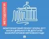 Моніторинговий проект ОПОРИ-2017: аналіз діяльності 88 депутатів-мажоритарників Верховної Ради