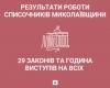 Результати роботи списочників Миколаївщини: 29 законів та година виступів на всіх