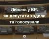 Липень у ВР: як депутати ходили та голосували