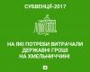 Субвенції-2017: на які потреби витрачали державні гроші на Хмельниччині