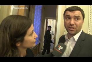 Дорогі Депутати від 09 березня 2015