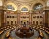 А як у них? Парламентські бібліотеки