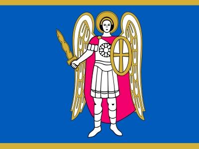 Політична мапа  одномандатного виборчого округу № 222 (м. Київ)